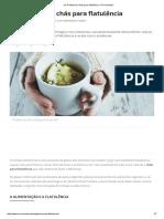 24b4b2ffc Os 4 melhores chás para flatulência - E-Konomista.pdf
