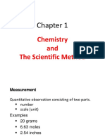 Chem 11 Test 1 Study Guide