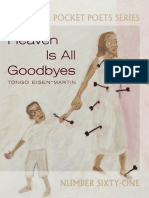 """Table of Contents and Two Poems from """"Heaven Is All Goodbyes"""""""