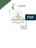 Constitution of Cambodia