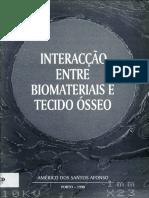 AFONSO - Interação Entre Biomateriais e Tecidos Ósseos