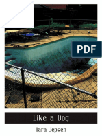 """First 30 pages of """"Like a Dog"""""""