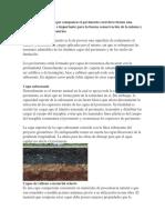 Las Diferentes Capas Que Componen El Pavimento Carretero Tienen Una Función Determinada e Importante Para La Buena Conservación de La Misma y La Seguridad de Los Usuarios