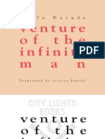 """Introduction and First 5 Pages of """"venture of the infinite man"""""""