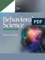 B.R.S Behavioural Science