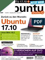 Ubuntu Spezial November German