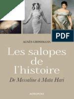 Les Salopes de L'Histoire - Agnès GROSSMANN