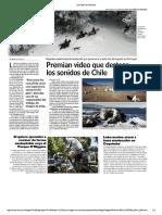 Las Últimas Noticias Los Sonidos de Chile