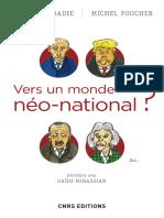 Vers Un Monde Néo-national - Bertrand Badie, Michel Foucher (2017)