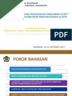 1. Evaluasi 2017 Dan Rencana 2018