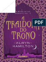 A Traidora Do Trono - Alwyn Hamilton