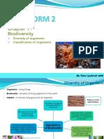 Kssm Tingkatan 2 Bab 1 Biodiversiti (Bi)