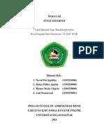 Evaluasi Saham Fix