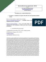 Bioinformática (1)