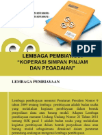 PPT Lembaga Pembiayaan