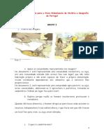 Respostas Ao Teste de Preparação Para a Prova Globalizante de História e Geografia de Portugal