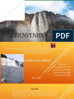 Cuenca Del Rio Caroni