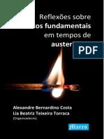 Livro_Direitos Fundamentais e Austeridade