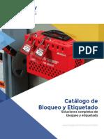 Lockout Tagout Catalog Latin America
