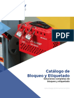 Lockout Tagout Catalog Latin America