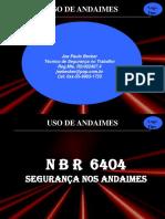 Manual de Montagem de Andaimes (1)