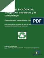 Procesos BiolA3gicos_ La DigestiA3n Anae - Campos, Elena(Author)