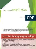 Refresh ACLS