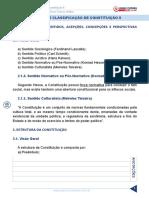 Resumo 1604205 Wellington Antunes 37709910 Direito Constitucional 2017 II Aula 10 Conceito e Classificacao de Constituicao II