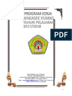 Program Kerja Humas 2017-2018
