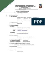 Formato No 3 - Esquema Proyecto Tesis