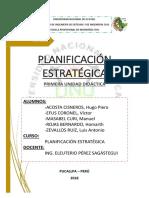 PLANIFICACIÓN-ESTRATÉGICA