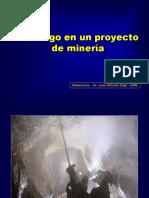 Riesgos en Un Proyecto Minero