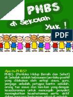 PHBS Presentation