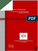 Ciencia y tecnologia. Apuntes para su reflexión en la historia de México (1)