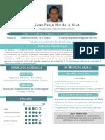 Curriculum Juan Pablo 17