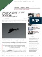 Reaparece El Mothman en Point Pleasant y Consiguen Fotografiarlo _ Año Cero __ Akasico