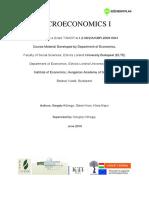 0041 Microeconomics i