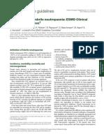 Management of febrile neutropaenia.pdf