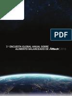 Encuesta Global de Alimento Balenceado de Alltech 2018 - Folleto