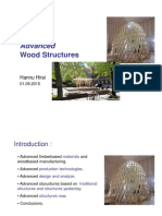 3. Advanced Wood Structures 2015
