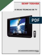 Manual de Dicas Tecnicas Tv Crt Toshiba