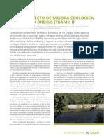 Mejora Ecológica Del Río Órbigo