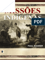Missões Indígenas - Paul David Washer