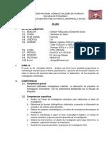 Silabo Seminario Taller de Tesis II 2018 Oficial