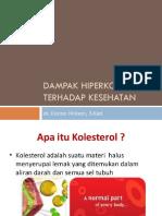 DAMPAK-HIPERKOLESTEROL-TERHADAP-KESEHATAN.pptx