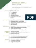 resume draft as of 2-2-18