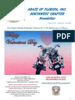 Southwest Chapter of ABATE of Florida February 2018