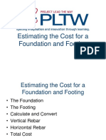 2.3.5-Estimating Cost Concrete Foundation Footing (1)
