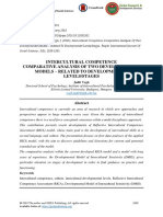 INTERCULTURAL COMPETENCE COMPARATIVE ANALYSIS OF TWO DEVELOPMENTAL MODELS – RELATED TO DEVELOPMENTAL LEVELS STAGES (2).pdf