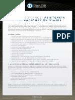 Club Assistance Asistencia Internacional en Viajes (1)